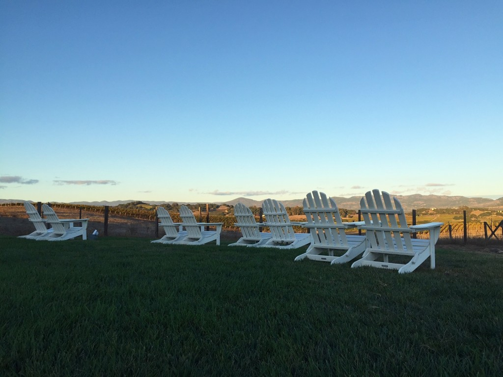 The Carneros Inn, Napa